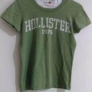 Green Hollister Top